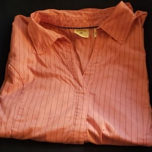 Pink Riders Button Down Shirt
